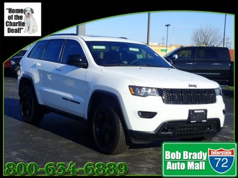 Pre-Owned 2018 Jeep Grand Cherokee Laredo 4WD 4x4 Upland 4dr SUV