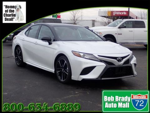 Pre-Owned 2019 Toyota Camry XSE FWD XSE 4dr Sedan