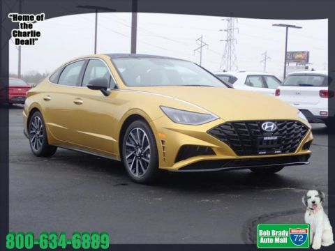 New 2020 Hyundai Sonata SEL Plus FWD SEL Plus 4dr Sedan