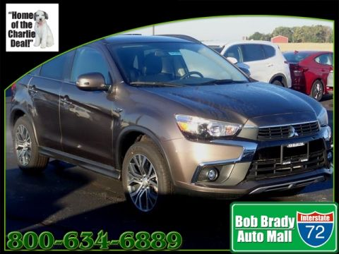 Pre-Owned 2017 Mitsubishi Outlander Sport AWD AWD 2.4 SEL 4dr Crossover