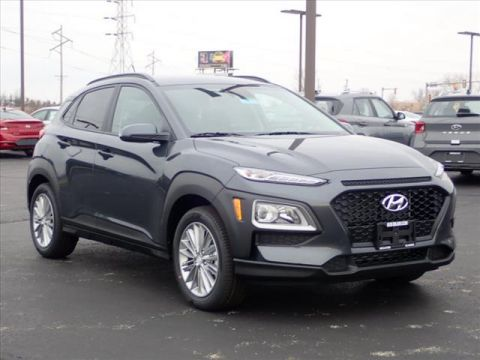 New 2020 Hyundai Kona SEL FWD SEL 4dr Crossover
