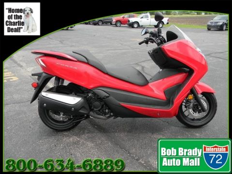 Pre-Owned 2014 Honda NSS300E Not Specified